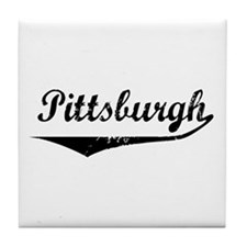 Pittsburgh Tile Coaster