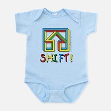 SHIFT! Infant Bodysuit