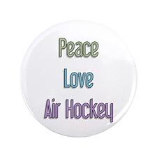 """Air Hockey Gift 3.5"""" Button"""