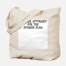 Another Attorney for the PP Tote Bag