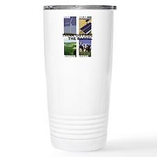 Think Outside the Barrel Travel Mug