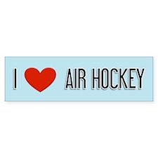 Air Hockey Gift Bumper Bumper Sticker