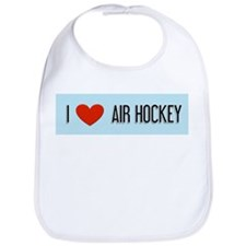 Air Hockey Gift Bib