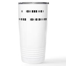"""I love ham radio"" Travel Coffee Mug"