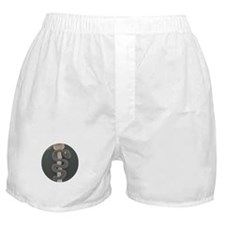 Aesculapius Staff Boxer Shorts