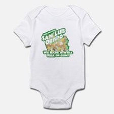 San Luis Obispo! Infant Bodysuit