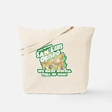 San Luis Obispo! Tote Bag