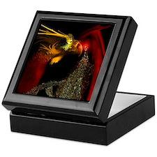 DRAGON LURE - Ceramic Keepsake Box