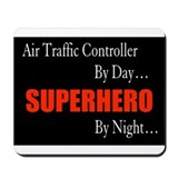 Air traffic control Mouse Pads