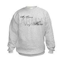 Fiance is my Hero ARMY Sweatshirt