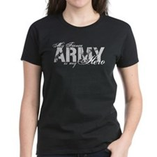 Fiance is my Hero ARMY Tee