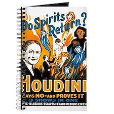 Houdini Spirits Journal