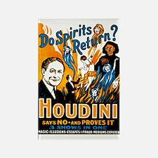 Houdini Spirits Rectangle Magnet (100 pack)
