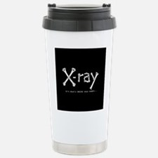 X-ray Bones Travel Mug