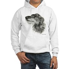 Scottish Deerhound Jumper Hoody