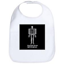 Funny X ray Bib