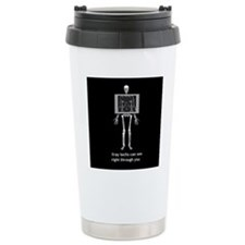 Unique Xray Travel Mug