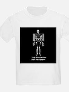 reverse xray4 T-Shirt