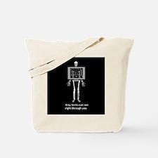 Unique Radiology Tote Bag