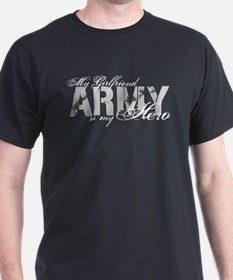 Girlfriend is my Hero ARMY T-Shirt