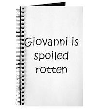Unique Giovanny Journal