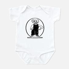 GRAMPDOT Infant Bodysuit