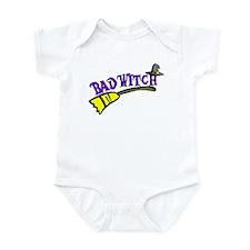 Bad Witch Infant Bodysuit