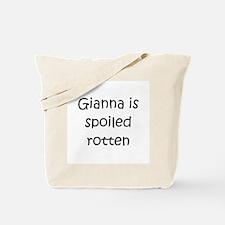 Cute Gianna Tote Bag