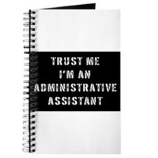 Administrative Assistant Gift Journal