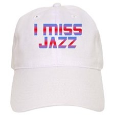 I MISS JAZZ Baseball Cap