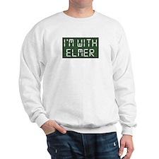 """I'm with Elmer"" Sweatshirt"