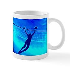VOLLEYBALL BLUE Mug