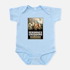 Pershing's Crusaders Infant Bodysuit