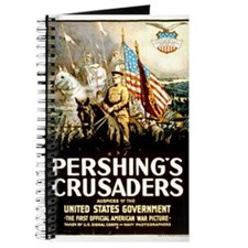 Pershing's Crusaders Journal