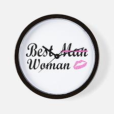 Best Woman Wall Clock