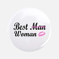"Best Woman 3.5"" Button"