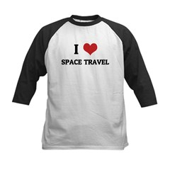 I Love Space Travel Tee