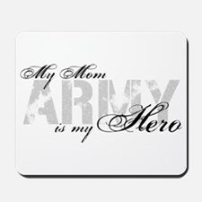 Mom is my Hero ARMY Mousepad
