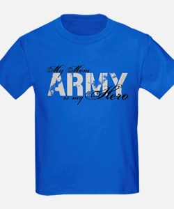 Mom is my Hero ARMY T