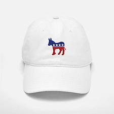 Democrat Donkey Baseball Baseball Cap