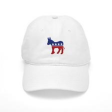 Democrat Donkey Baseball Cap