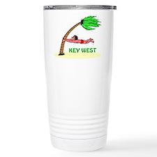 KEY WEST Travel Coffee Mug