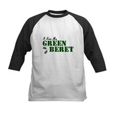 I Love My Green Beret Tee