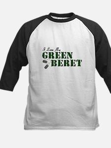 I Love My Green Beret Tee
