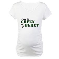 I Love My Green Beret Shirt