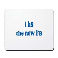No new Facebook Mousepad