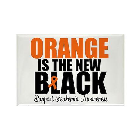 OrangeIsTheNewBlack Rectangle Magnet (10 pack)