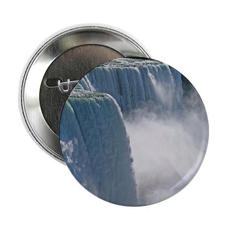 """Summertime Niagara Falls 2.25"""" Button (100 pack)"""