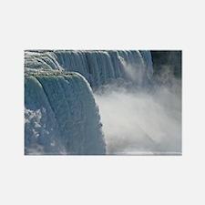 Summertime Niagara Falls Rectangle Magnet