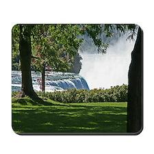 Parkside Niagara Falls Mousepad